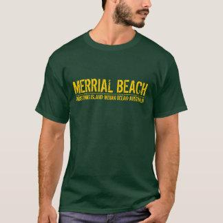Merrial  Beach T-Shirt