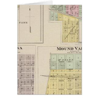 Merriam, Altamont, Montana, Mound Valley, Kansas Card