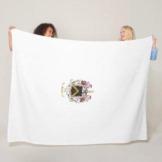 Merrick Crest Blanket