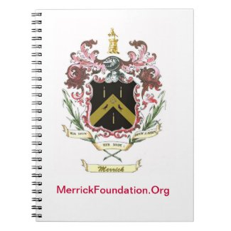 Merrick Foundation Note Book