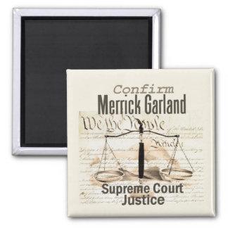 Merrick Garland Supreme Court Magnet
