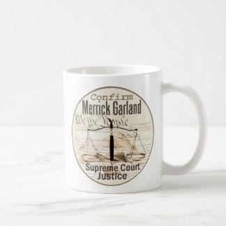 Merrick Garland Supreme Court Mug