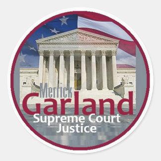 Merrick Garland Supreme Court Sticker