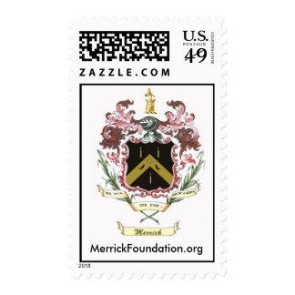 Merrick Stamp