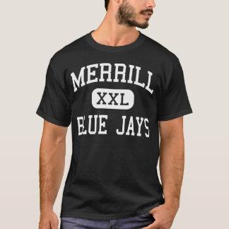 Merrill - Blue Jays - Junior - Merrill Wisconsin T-Shirt
