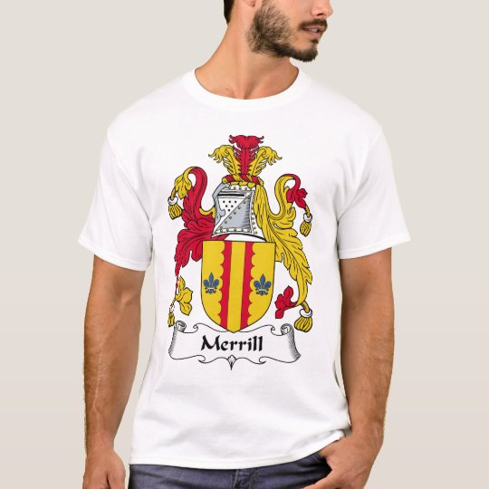 Merrill Family Crest T-Shirt