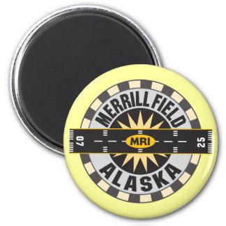 Merrill Field, AK MRI  Airport Magnets