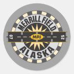 Merrill Field, AK MRI  Airport Sticker