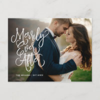 Merrily Ever After Full Photo Holiday | Thank You