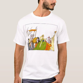 Merrily She Goes T-Shirt