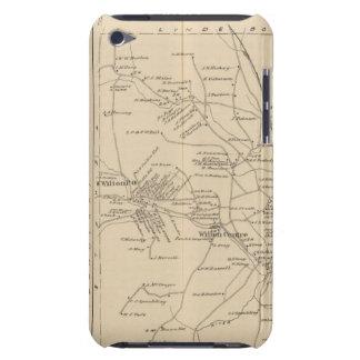 Merrimack, Litchfield, Wilton, Peterborough PO iPod Touch Case-Mate Coberturas