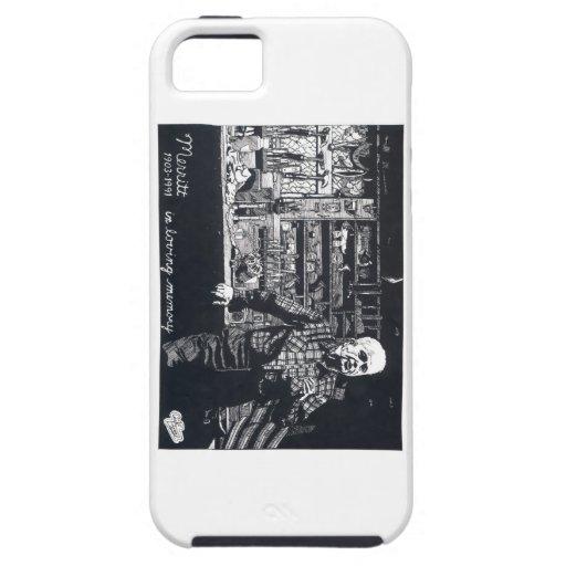 Merritt iPhone 5 Covers