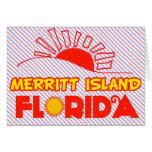 Merritt Island, Florida Greeting Card