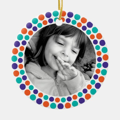 Merry and Bright 2010 Holiday Photo Ornament