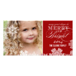 MERRY AND BRIGHT | 2014 HOLIDAY PHOTO CARDS