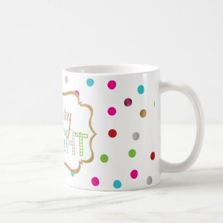 Merry and Bright Holiday 11 oz. Mug