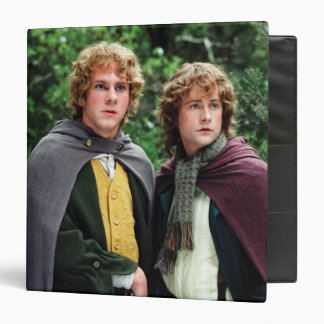 Merry and Peregrin 3 Ring Binder