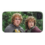 Merry and Peregrin Case-Mate iPhone 4 Cases