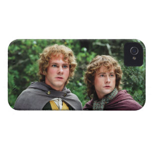 Merry and Peregrin iPhone 4 Case