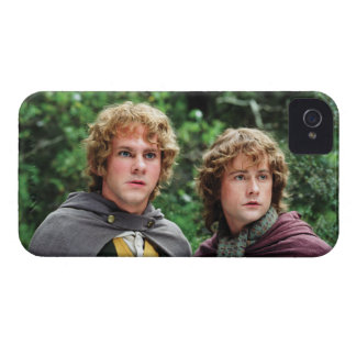 Merry and Peregrin iPhone 4 Case-Mate Case
