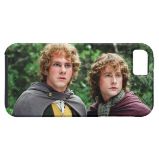 Merry and Peregrin iPhone SE/5/5s Case