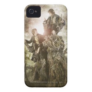 Merry and Peregrin on Treebeard Case-Mate iPhone 4 Case