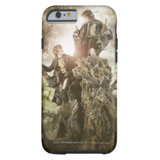 Merry and Peregrin on Treebeard Tough iPhone 6 Case