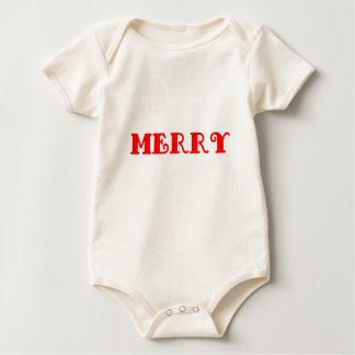 Merry Baby Bodysuit