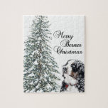 Merry Berner Christmas Puzzles