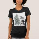 Merry Berner Christmas T-shirts