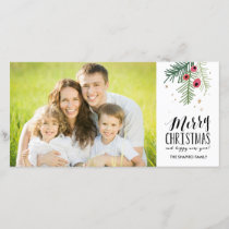 Merry Berry Collection Holiday Card