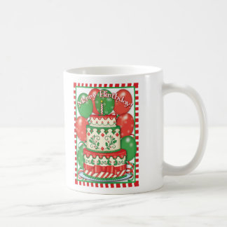 Merry Birthday Mug! Coffee Mug