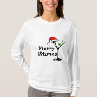 Merry Blitzmas Christmas T-Shirt