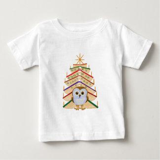 Merry Bookmas Baby T-Shirt
