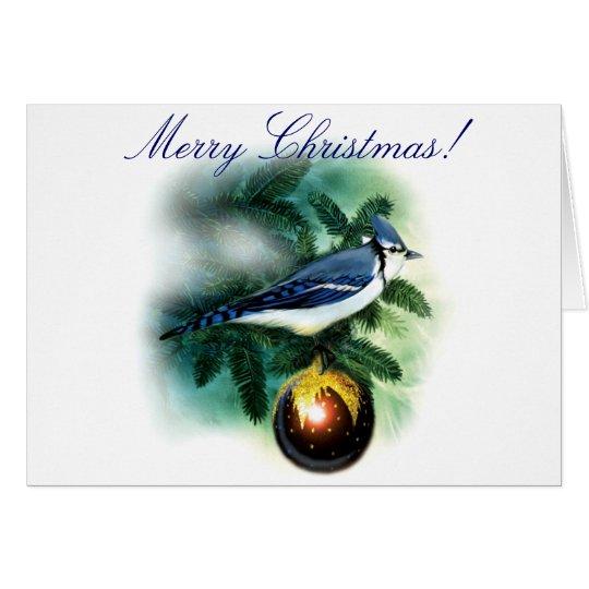 MERRY & BRIGHT CHRISTMAS CARD