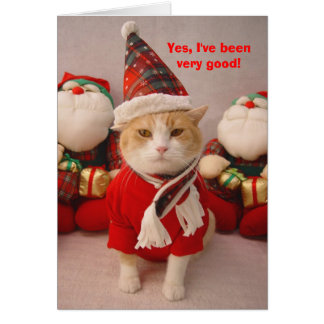 Merry Bubba Greeting Card