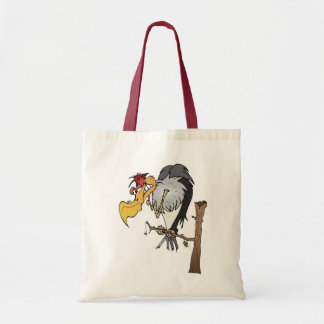 merry carrying bag motive: Vulture