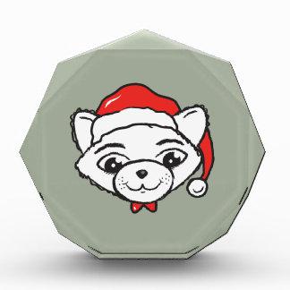 Merry CATmas Everyone - Merry Christmas Cat Acrylic Award