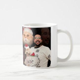 Merry Catmas Coffee Mugs