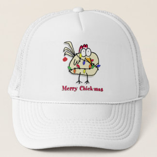 Merry Chick.mas Shirt Trucker Hat