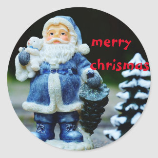 merry chrismas sticker