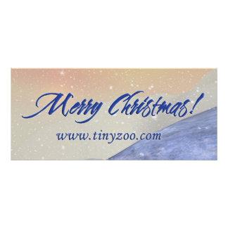 Merry Chrismtas 4x9 Rack Card