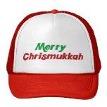 Merry Chrismukkah Hats