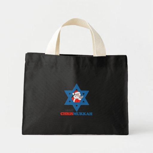Merry Chrismukkah - Tote Bag