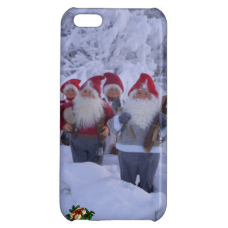 Merry Christmas1 Cover For iPhone 5C