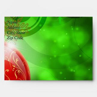 Merry Christmas 13 Envelope