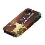Merry Christmas 15 Speck Case iPhone 4 Cases