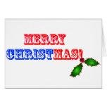Merry Christmas #1 Card