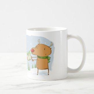 Merry Christmas 1 Mugs