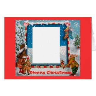 Merry Christmas 2008 Card
